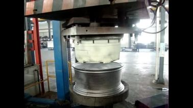 China Automatic Large Aluminium Die Casting Machine , Die Casting Aluminium Machine For Sand Mould Foundry supplier