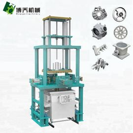 China High Pressure Accuracy Low Pressure Die Casting Machine For Gearbox Housing supplier
