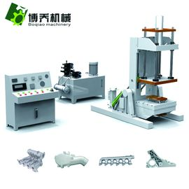 China PLC Automatic Gravity Die Casting Machine For Aluminum Alloy Holder / Intake Manifold supplier