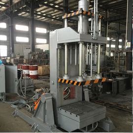 China Tilting Gravity Die Casting Machine 7.5KW Power For Aluminum Die Casting supplier