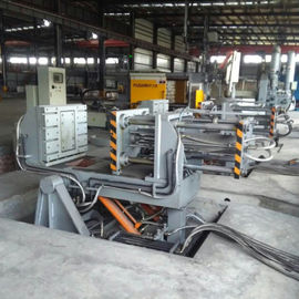 China Foundry Industry Gravity Die Casting Machine For Aluminum Part Casting supplier