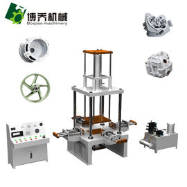 China 7.5KW Power Gravity Die Casting Machine For Aluminum Casting Easy Operation supplier