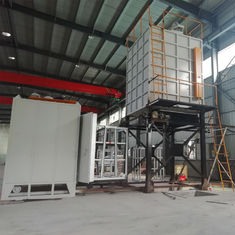 China Aluminum Alloy Electric Heat Treatment Furnace , Resistance Quenching Aluminum Aging Furnace supplier