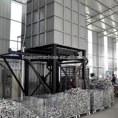 China 150kw Power Vertical Quenching Solution Furnace For Aluminum Alloy OEM / ODM supplier