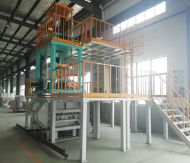 China metal casting machinery low pressure die casting machine manufacturer for aluminum alloy casting supplier