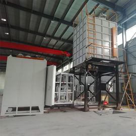 China Aluminum Alloy Electric Heat Treatment Furnace , Resistance Quenching Aluminum Aging Furnace distributor