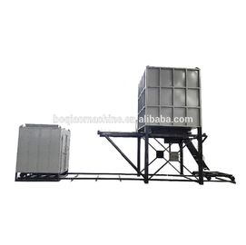 China Industrial Heat Treatment Furnace , Aluminium Scrap Sealed Quench Furnace OEM / ODM distributor