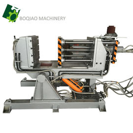 China High Production Efficiency Metal Casting Machine , 7.5KW Power Gravity Casting Machine distributor